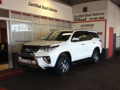 2020 Toyota Fortuner 2.4GD-6 4X4 Auto Mpumalanga