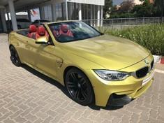 2014 BMW M4 Convertible M-DCT Gauteng