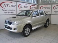 2014 Toyota Hilux 2.5 D-4d Vnt 106kw Rb Pu Dc  Mpumalanga White River_3