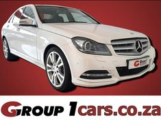 2013 Mercedes-Benz C-Class C250 Be Avantgarde  A/t  Western Cape
