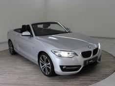 2016 BMW 2 Series 220i Convertible Sport Line Auto (F23) Gauteng