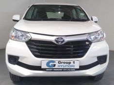 2018 Toyota Avanza 1.5 SX Auto Gauteng Midrand_1