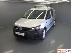2016 Volkswagen Caddy MAXI Crewbus 2.0 TDi Western Cape