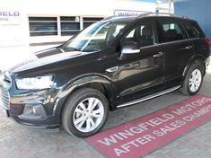 2016 Chevrolet Captiva 2.4 LT Western Cape