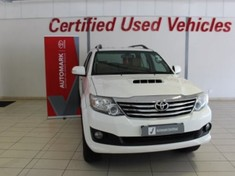 2012 Toyota Fortuner 2.5d-4d Rb  Western Cape