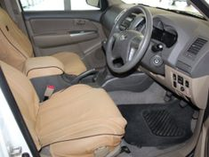 2012 Toyota Fortuner 2.5d-4d Rb  Western Cape Stellenbosch_4