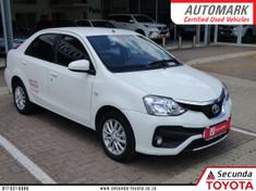 2019 Toyota Etios 1.5 Xs  Mpumalanga