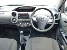 2019 Toyota Etios 1.5 Xs  Mpumalanga Secunda_3