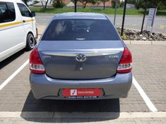2019 Toyota Etios 1.5 Xs  Mpumalanga Secunda_4