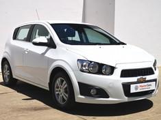 2016 Chevrolet Sonic 1.6 Ls 5dr  Western Cape