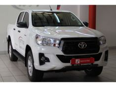 2020 Toyota Hilux 2.4 GD-6 RB SRX Double Cab Bakkie Mpumalanga