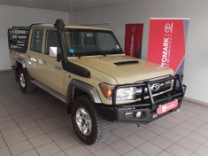 2018 Toyota Land Cruiser 70 4.5D Double cab Bakkie Northern Cape