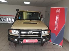 2018 Toyota Land Cruiser 70 4.5D Double cab Bakkie Northern Cape Postmasburg_1