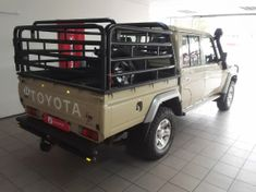 2018 Toyota Land Cruiser 70 4.5D Double cab Bakkie Northern Cape Postmasburg_3