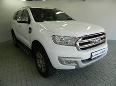 2017 Ford Everest 3.2 TDCi XLT Auto Western Cape