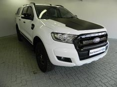 2018 Ford Ranger 3.2TDCi XLT 4X4 Auto Double Cab Bakkie Western Cape