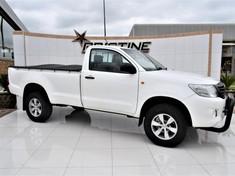 2014 Toyota Hilux 2.5 D-4d Srx R/b P/u S/c  Gauteng