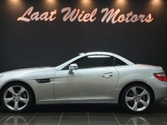2012 Mercedes-Benz SLK-Class Slk 200 At  Mpumalanga Middelburg_1