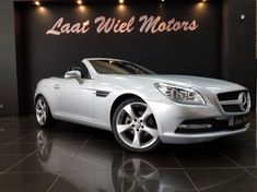 2012 Mercedes-Benz SLK-Class Slk 200 At  Mpumalanga Middelburg_4
