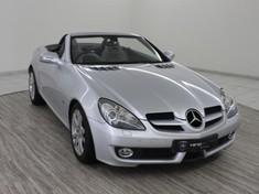 2011 Mercedes-Benz SLK-Class Slk 350 Sport A/t  Gauteng
