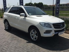 2014 Mercedes-Benz M-Class ML 400 BE Gauteng Johannesburg_0