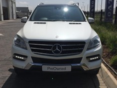 2014 Mercedes-Benz M-Class ML 400 BE Gauteng Johannesburg_1