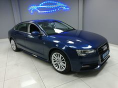2016 Audi A5 1.8TFSI Multi Gauteng