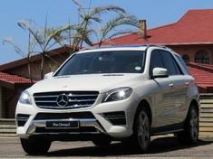 2013 Mercedes-Benz M-Class Ml 350 Bluetec  Kwazulu Natal