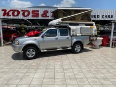 2010 Nissan NP300 Hardbody 2.5 TDI HiRider Bakkie Double cab (k24/k33) Gauteng