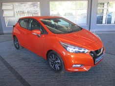 2020 Nissan Micra 1.0T Acenta Plus (84kW) North West Province