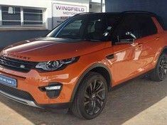 2015 Land Rover Discovery Sport Sport 2.2 SD4 HSE Western Cape