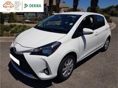2017 Toyota Yaris 1.5 Pulse 5-Door Western Cape