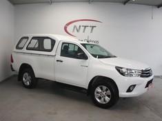 2018 Toyota Hilux 2.4 GD-6 RB SRX Single Cab Bakkie Mpumalanga
