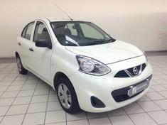 2018 Nissan Micra 1.2 Active Visia+ Limpopo