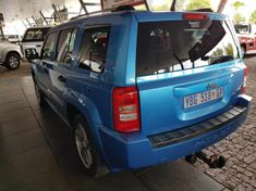 2009 Jeep Patriot 2.4 Limited  Cvt At  Gauteng Vanderbijlpark_2