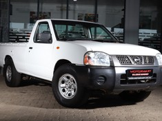 2011 Nissan NP300 Hardbody 2.5 TDI LWB SE (ko5/k28) Bakkie Single cab North West Province