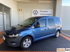 2020 Volkswagen Caddy MAXI Crewbus 2.0 TDi Gauteng Soweto_0