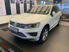 2015 Volkswagen Touareg GP 3.0 V6 TDI Luxury TIP Kwazulu Natal