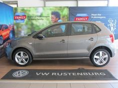 2020 Volkswagen Polo Vivo 1.6 Highline 5-Door North West Province Rustenburg_2