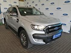 2018 Ford Ranger 3.2TDCi WILDTRAK Auto Double Cab Bakkie Gauteng