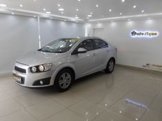 2012 Chevrolet Sonic 1.6 Ls At  Kwazulu Natal Durban_1