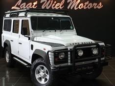 2011 Land Rover Defender Puma 110 Sw  Mpumalanga