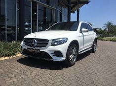 2016 Mercedes-Benz GLC 250d AMG Kwazulu Natal