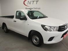 2017 Toyota Hilux 2.0 VVTi A/C Single Cab Bakkie Mpumalanga