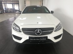 2016 Mercedes-Benz C-Class AMG C43 Coupe Gauteng Sandton_1