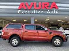 2016 Ford Ranger 2.2TDCi XLS 4X4 Double Cab Bakkie North West Province