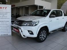 2018 Toyota Hilux 2.8 GD-6 Raider 4X4 Double Cab Bakkie Auto Limpopo