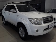 2011 Toyota Fortuner 3.0d-4d R/b  Free State