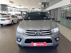 2016 Toyota Hilux 2.8 GD-6 Raider 4X4 Double Cab Bakkie Auto Limpopo Mokopane_1