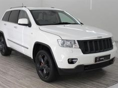 2011 Jeep Grand Cherokee 3.6 Overland  Gauteng